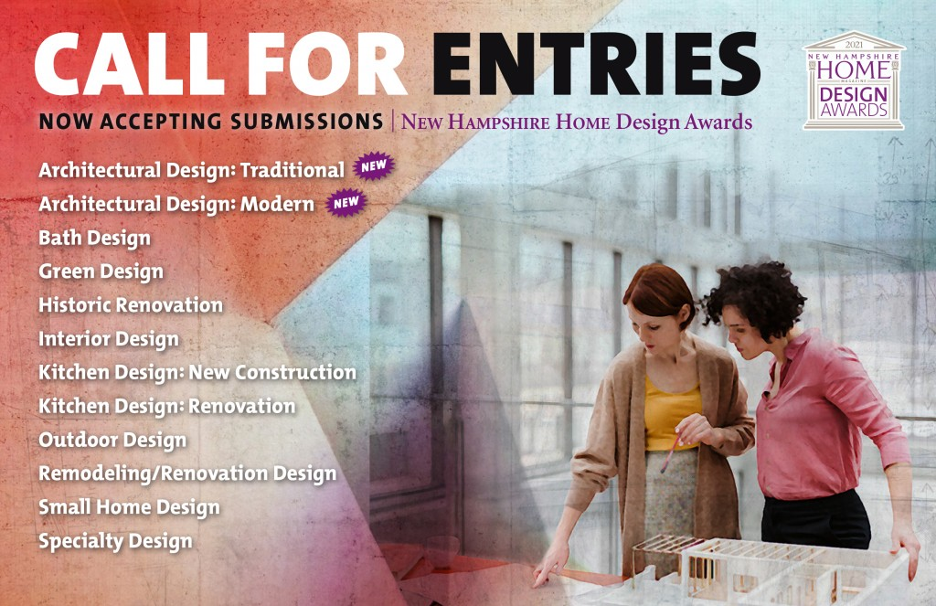 2021 Design Awards Call For Entries