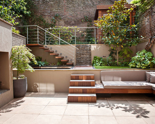How To Step Up The Look Of Your Landscape With Stairs New