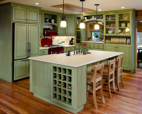 How To Reface Your Old Kitchen Cabinets New Hampshire Home Magazine