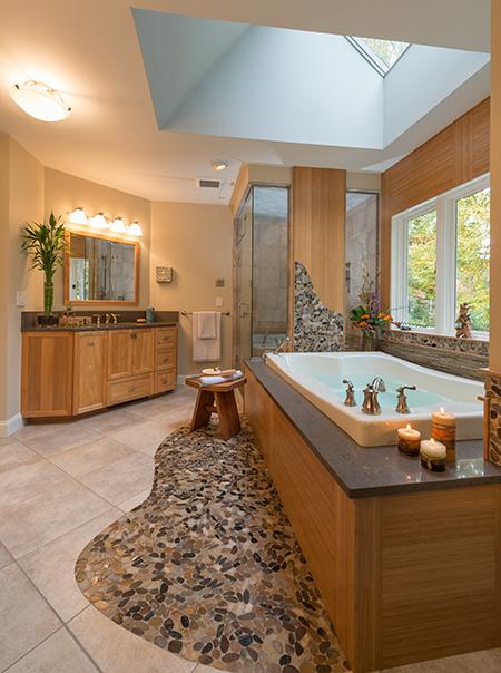 How to create a zen bathroom - New Hampshire Home Magazine