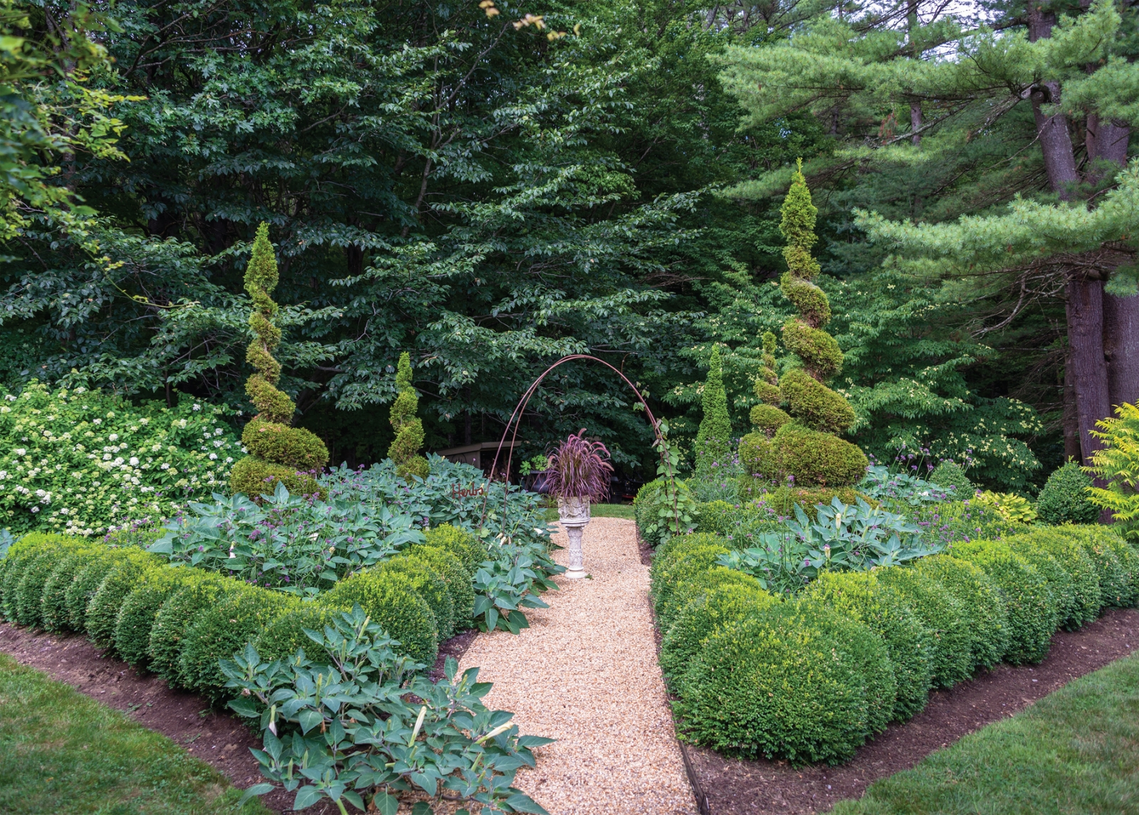 A Visit To The Inspired Gardener New Hampshire Home Magazine