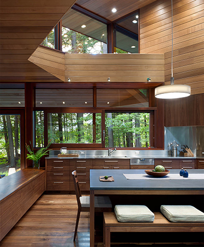 Squam Lake Guesthouse Has Room For Everyone New Hampshire Home Magazine