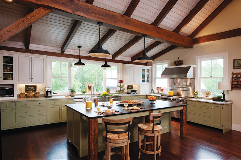 How to design a rustic, yet modern, kitchen - New ...